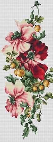 BM3001 Цветы с крыжовником (Luca-S)