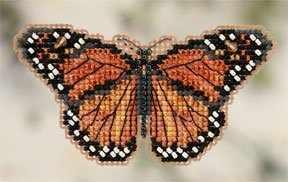 "MH18-2105 ""Бабочка монарх"""