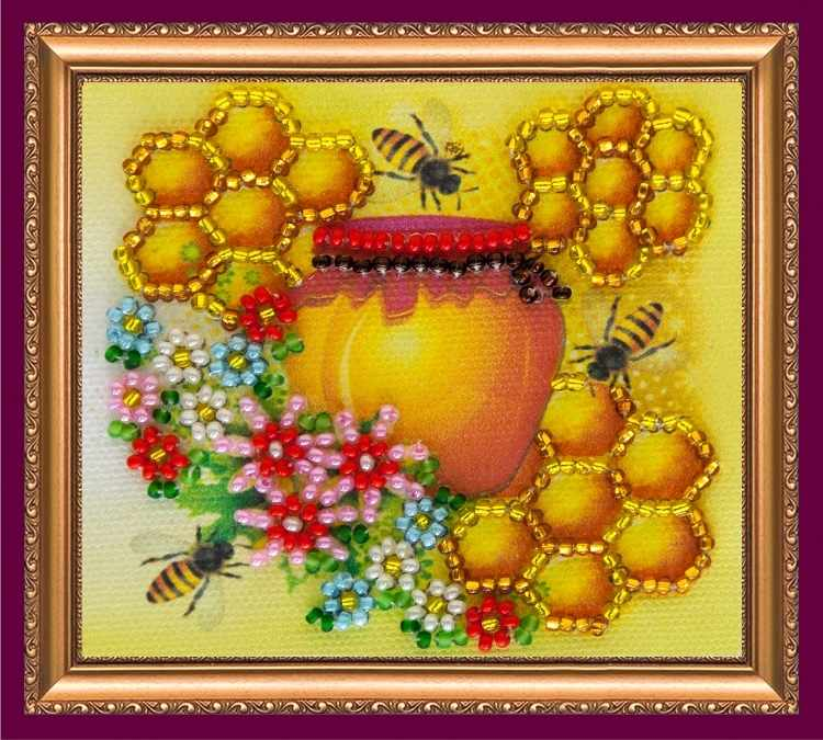 """АМА-033 """"Майский мед"""" набор-магнит"""