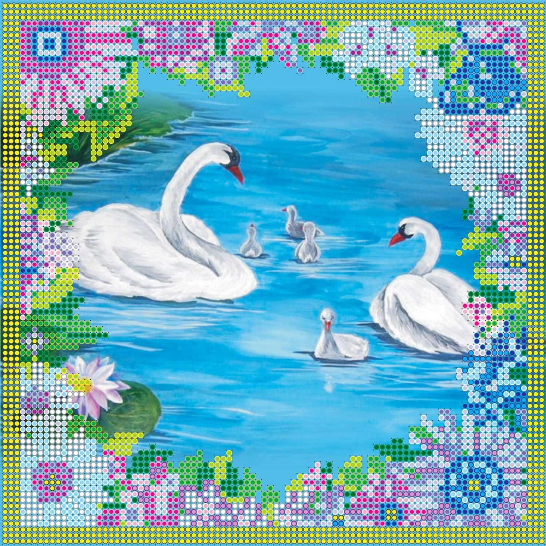 """АС-010 Схема """"Лебеди"""""""