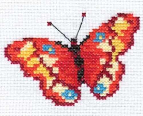 0-043 Бабочка