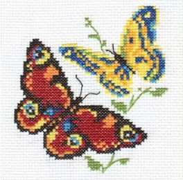 0-050 Бабочки-красавицы