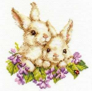 1-11 Крольчата
