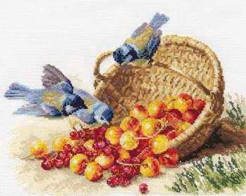 1-14 Синички и черешня