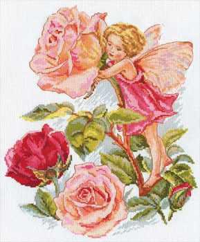 2-07 Фея розового сада