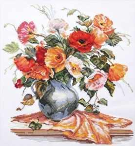 2-11 Поэзия цветов: Нежные маки