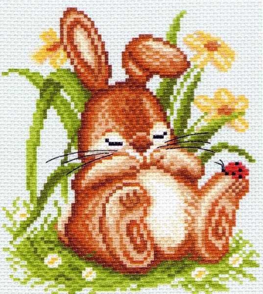 1059 Спящий кролик (МП)