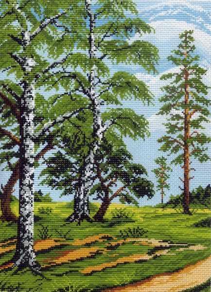 590 На лесной опушке (МП)