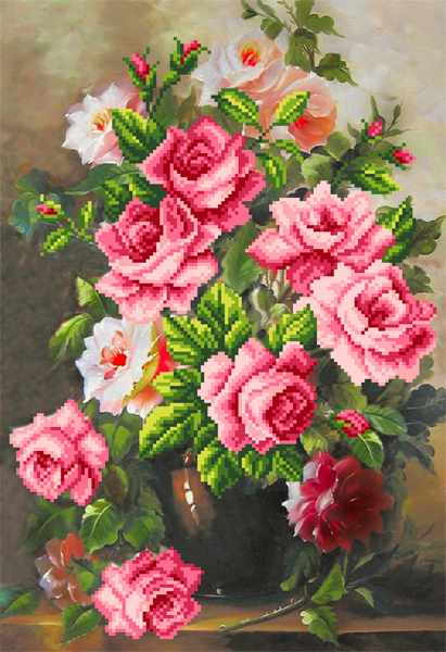68/Б Розовая элегия (МП)