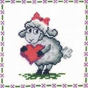 01.029.02 Влюбленная овечка (Машенька)