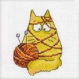 EH318 Кошко-вязание