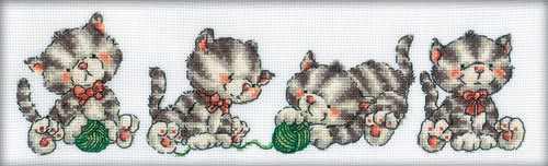 M160 Играющие котята