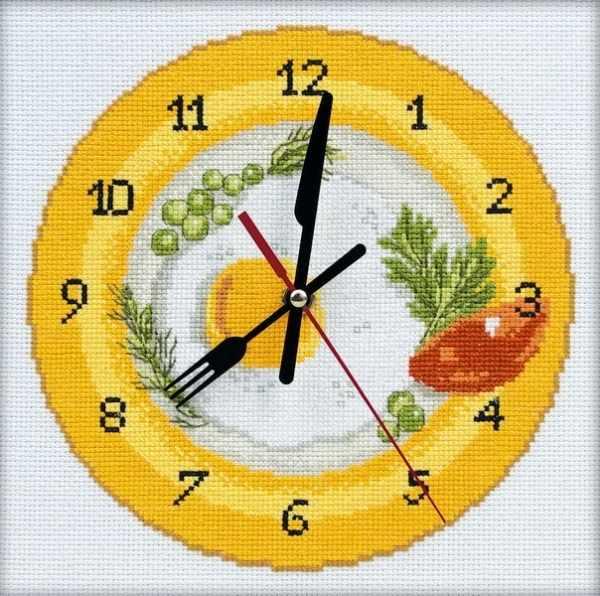 M40009  Время завтракать