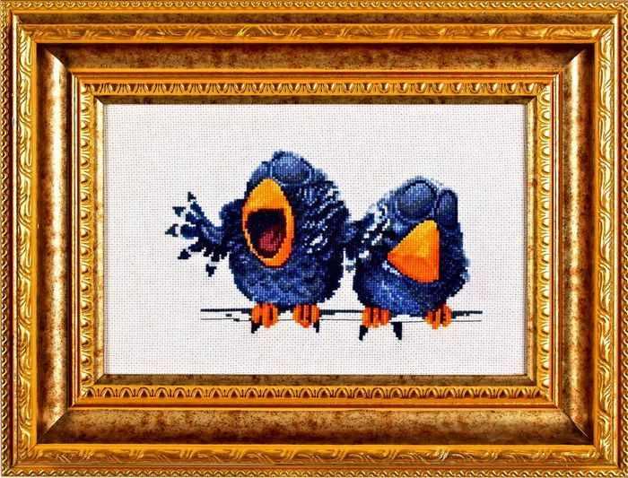 1017 Про птичек-1 (Alisena)