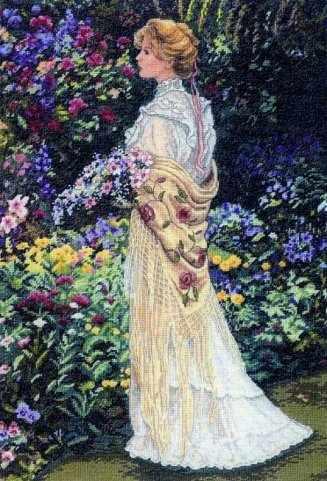 35119-DMS В ее саду