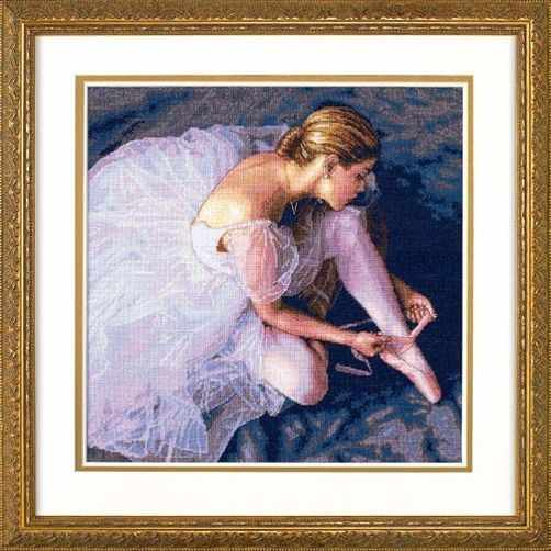 35181-DMS Прекрасная балерина