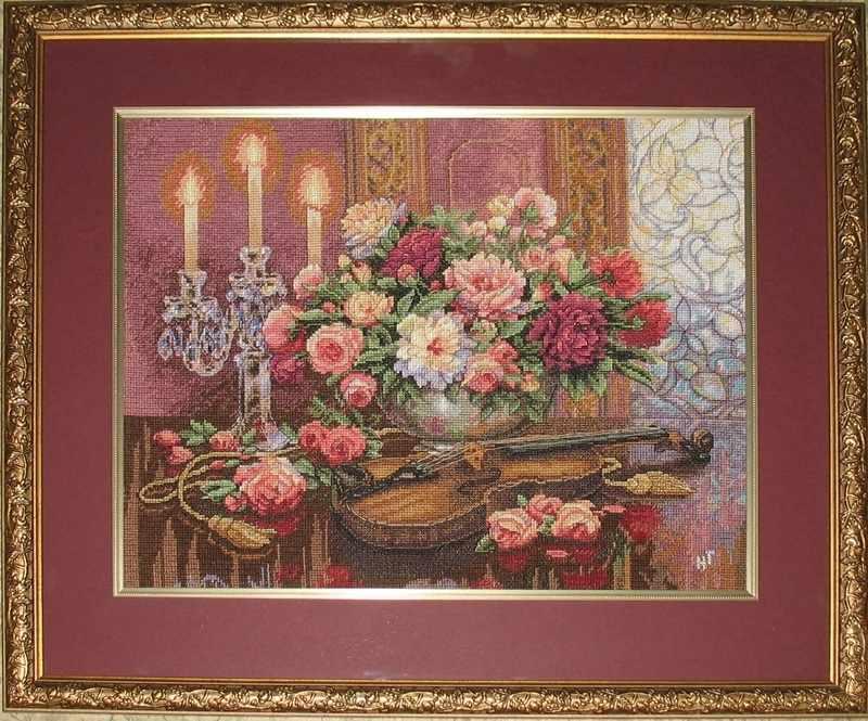 35185-DMS Романтический букет