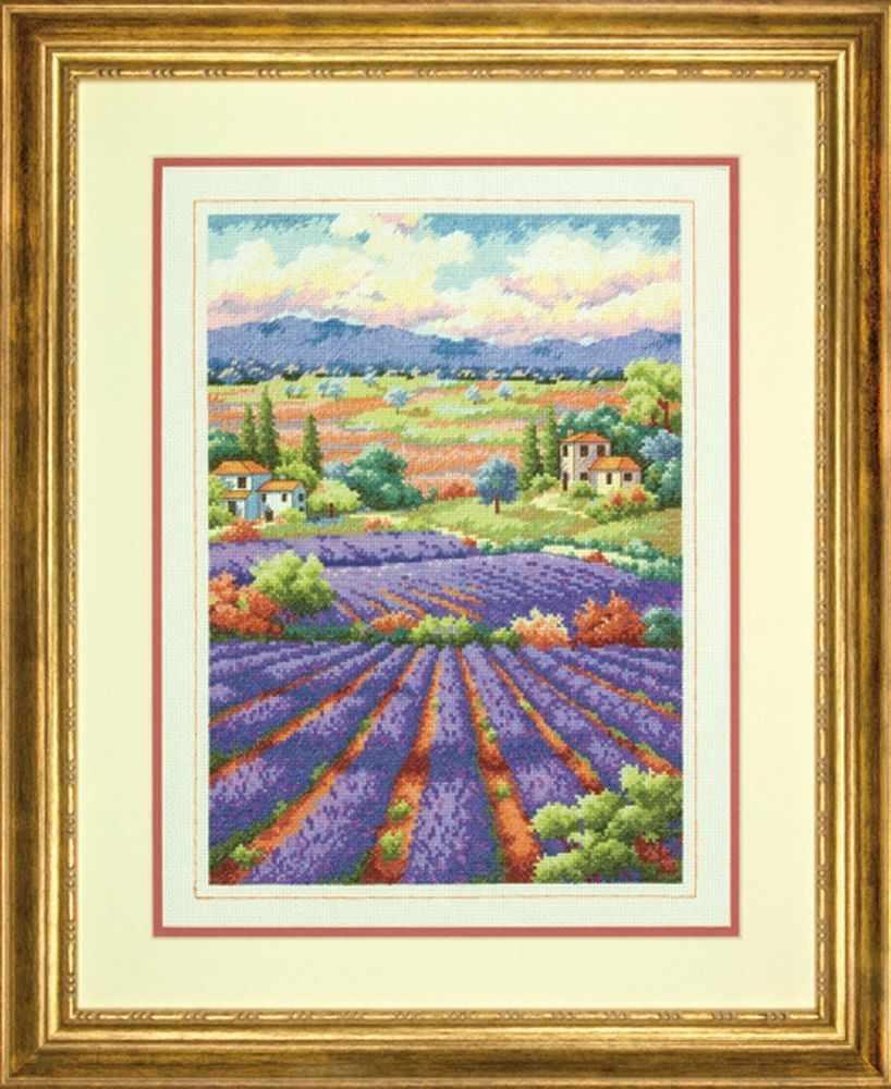 35299-70-DMS Fields of Lavender
