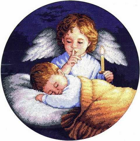 3873-DMS Ангел-Хранитель