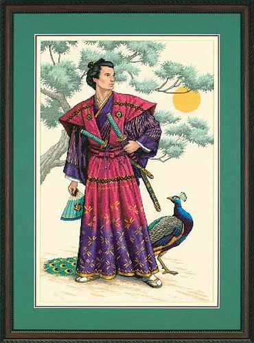 3881-DMS Могущественный самурай