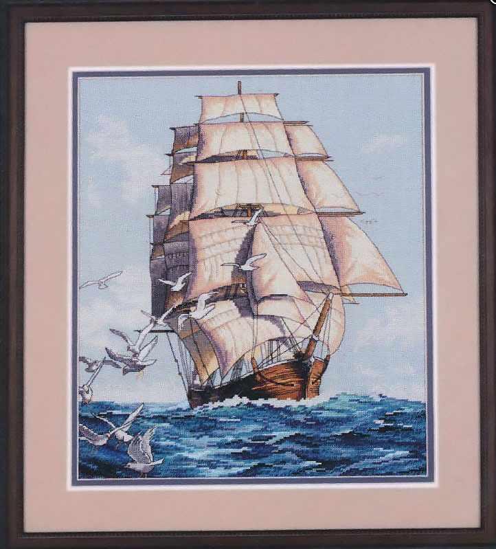 3886-DMS Морское путешествие