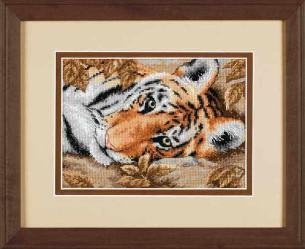 65056-DMS Притягательный тигр