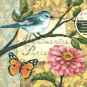 65103-DMS Bird Poste