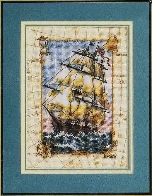 6847-DMS Морской вояж