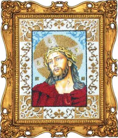 L-10 Иисус в терновом венце