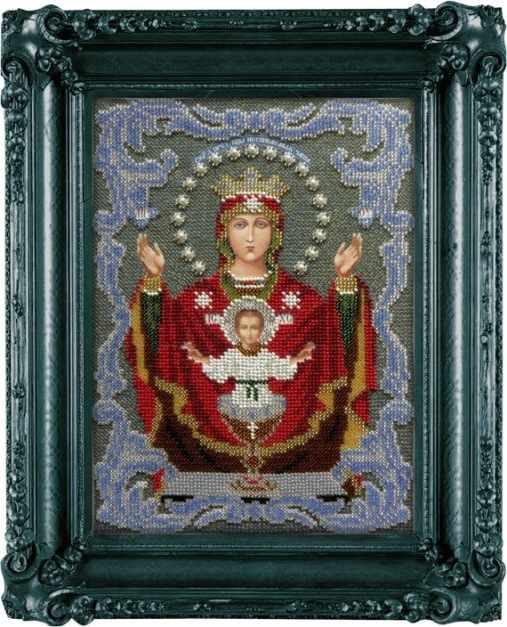 L-7 Икона Божией Матери Неупиваемая чаша