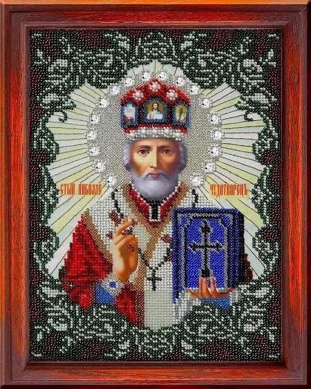 L-3 Святитель Николай архиепископ Мир Ликийских, чудотворец