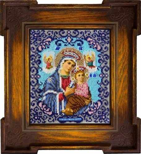 L-35 Страстная икона Божией Матери