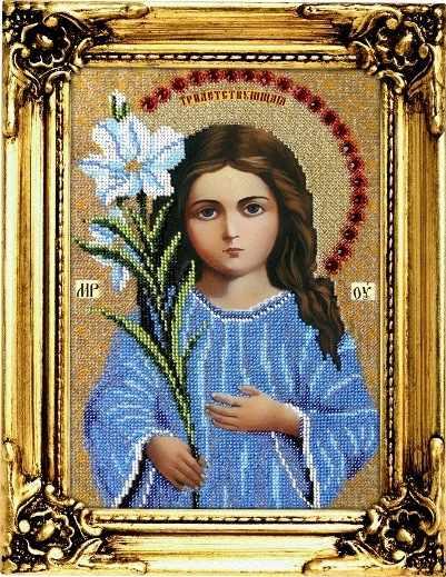 L-108 Трилетствующая икона Божией Матери
