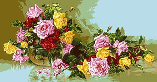 0660 Прелесть роз