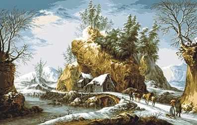 0705 Зима в Апеннинах