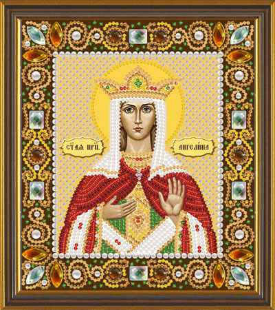 Д 6144 Св. Преподобномученица Ангелина