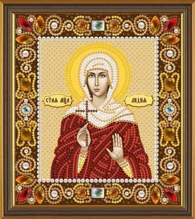 Д 6158 Св. Мц. Лидия