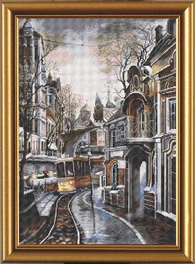 РЕ 3109 Трамвайный путь