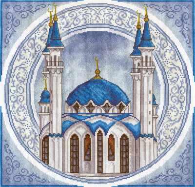 """AS-1384 """"Мечеть Кул-Шариф"""""""