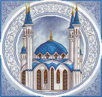 "АС-1384 ""Мечеть Кул-Шариф"""