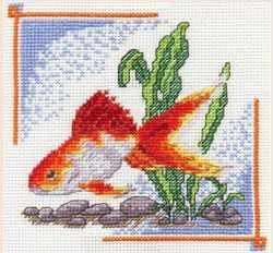 """Д-0190 """"Золотая рыбка"""""""