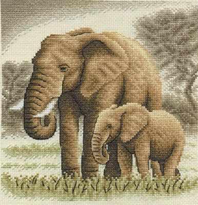 """Ж-0564 """"Слоны"""""""