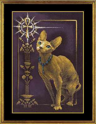 """К-0897 """"Египетская кошка"""""""