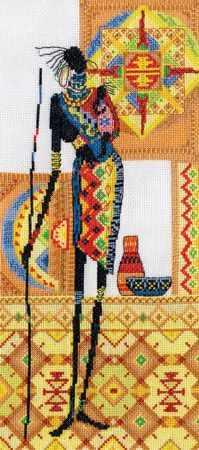 """НМ-0741 """"Африка. Материнство"""""""