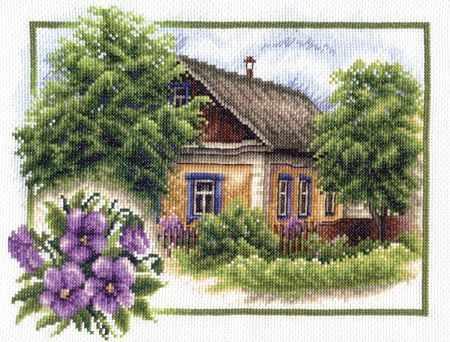 "ПС-0322 ""Лето в деревне"""