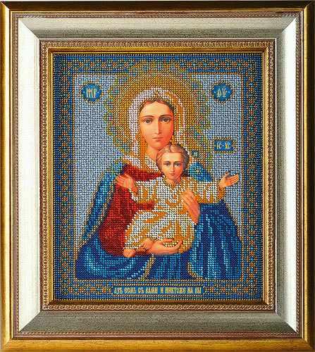 b-156 богородица леушинская
