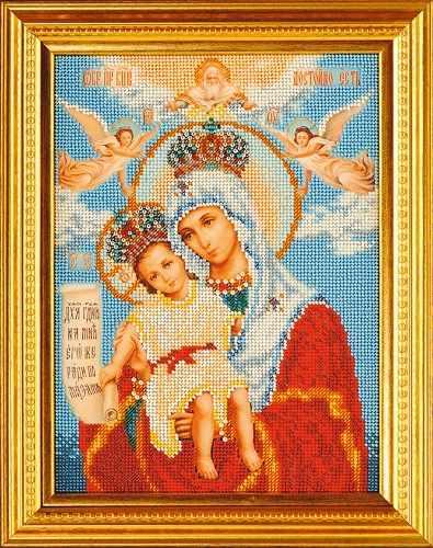 "B-168 ""Богородица Милующая"""
