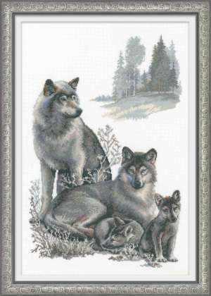 100/021 «Волки»