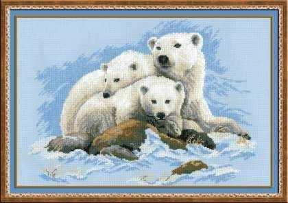 1033 «Белые медведи»