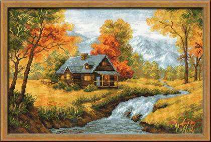 1079 «Осенний пейзаж»